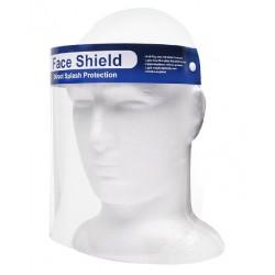 Visière de protection anti-buée et anti-reflets
